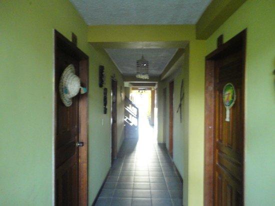 Hotel Divino Nino : Pasillo (segundo piso)