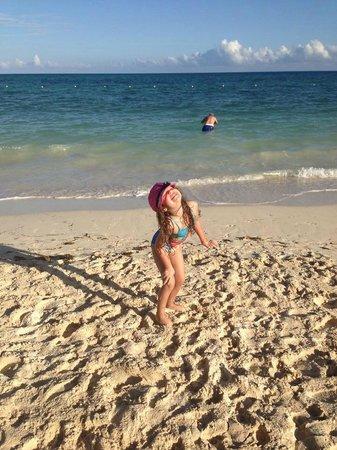 Fairmont Mayakoba: Beach:)