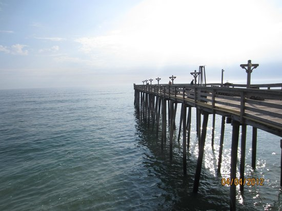 Hilton Garden Inn Outer Banks/Kitty Hawk: pier
