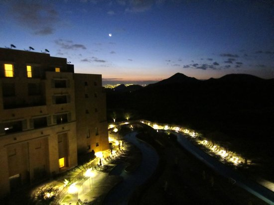 JW Marriott Tucson Starr Pass Resort & Spa: View to the East