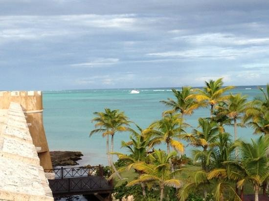 Sanctuary Cap Cana by Playa Hotels & Resorts: view from Ocean Bar