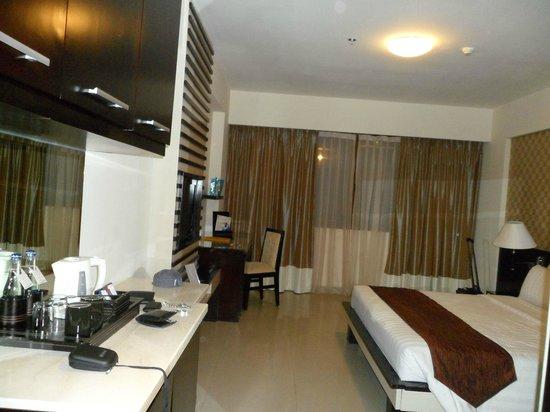 แอสตัน คูตา โฮเต็ล แอนด์ เรสซิเดนซ์: Hotel Room