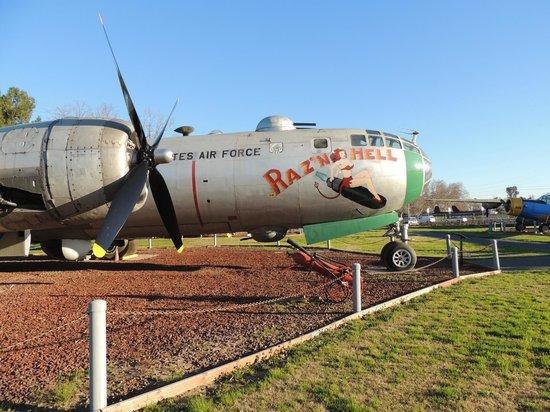 Castle Air Museum: B-29