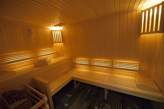 Hotel Atmospheres: Sauna