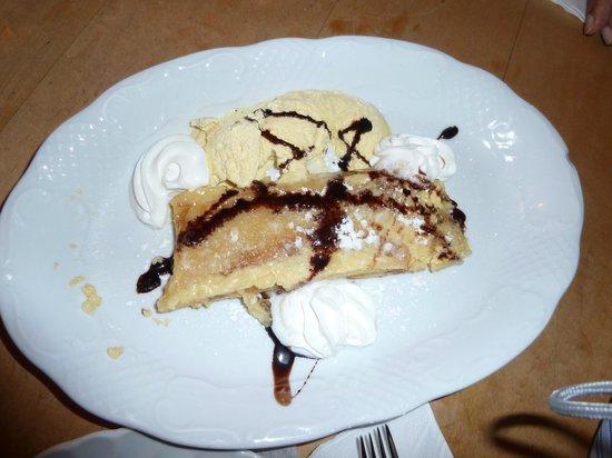 Ennstaler Stubn: Pancake dessert
