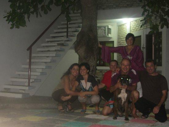 Charme Chales: Famiglia Italiana Maravilhosa! Amigos para sempre!