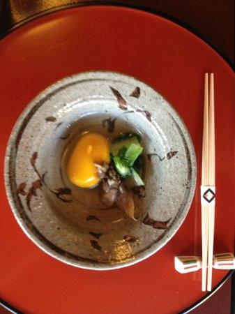 Tokyo Shiba Tofuya Ukai: Mise en bouche 1 (Vegan)