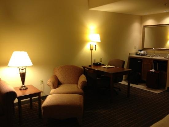 Hampton Inn & Suites Harlingen: my room 2