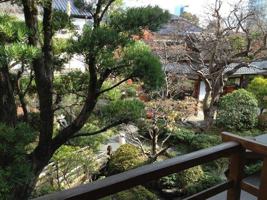 Tokyo Shiba Tofuya Ukai: garden 1