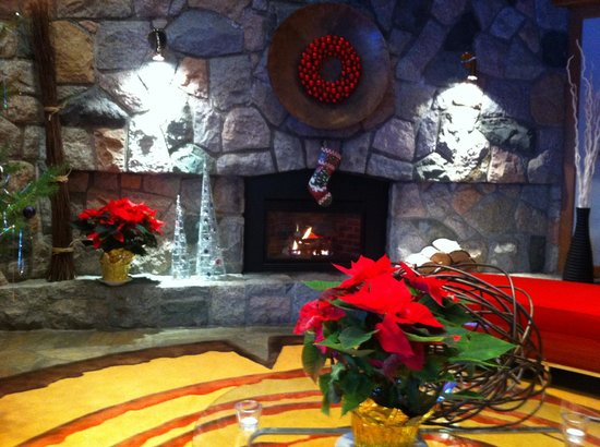 Adara Hotel: Lovely Lobby