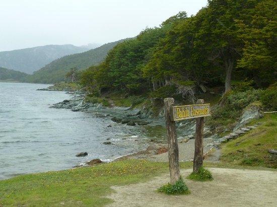 Parque Nacional Tierra del Fuego: Ensenada Bay