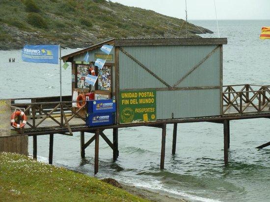 Parque Nacional Tierra del Fuego: The southern most Post Office