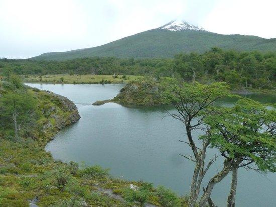 Parque Nacional Tierra del Fuego: Green Lagoon