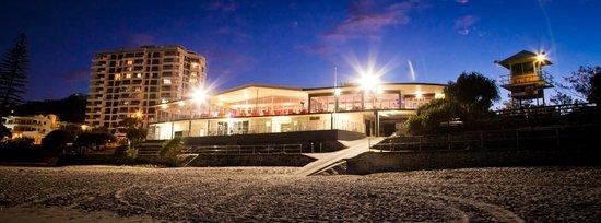 Coolum Surf Club: Unbeatable spot