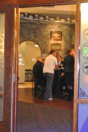 Waxy O'Shea's Irish Pub: View of bar scene
