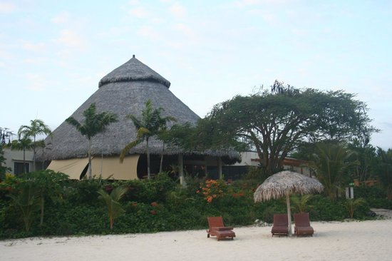 The Havannah, Vanuatu : main area