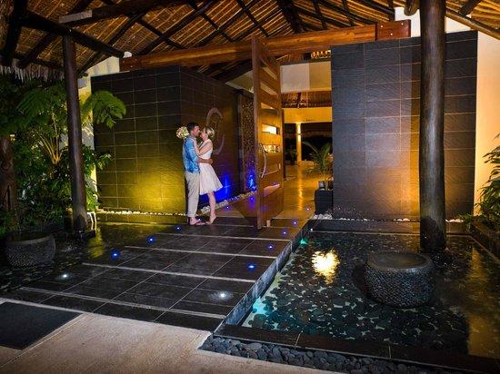 The Havannah, Vanuatu: front foyer