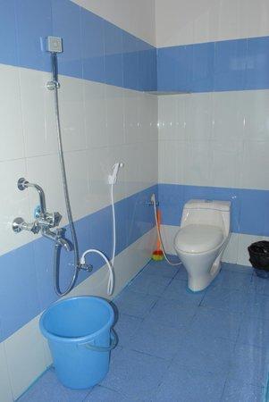 Gopi Guest House: Bathroom New Block