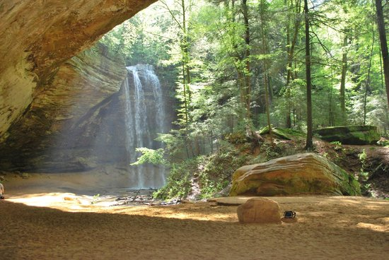 Four Seasons Cabins: Ash Cave in the Hocking Hills