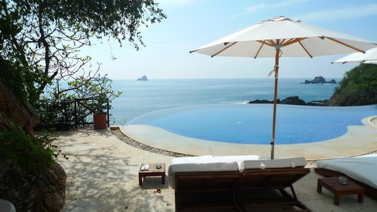 Cala de Mar Resort & Spa Ixtapa : Infinity Pool
