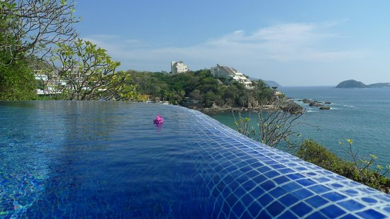 Capella Ixtapa: Pool