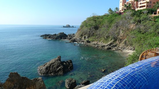 Cala de Mar Resort & Spa Ixtapa: View of the bay