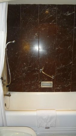 Hilton Istanbul Bosphorus: Bathroom Shower