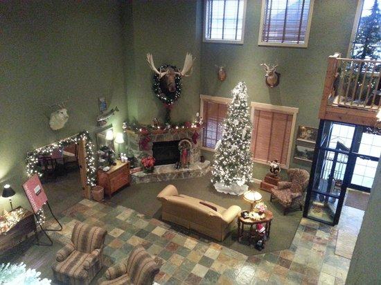 Comfort Inn Macon: lobby