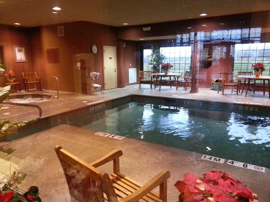 Comfort Inn Macon Indoor Pool And Hot Tub