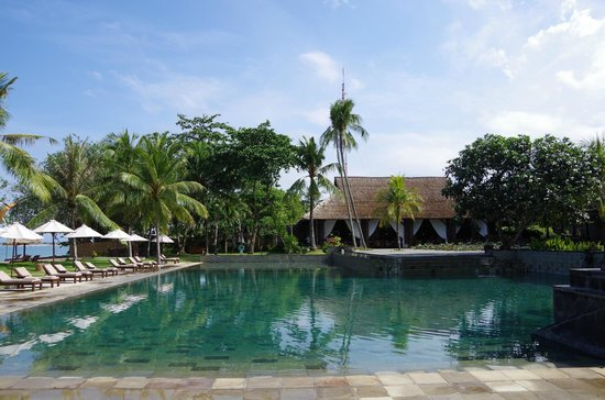 Belmond Jimbaran Puri: Main Swimming Pool