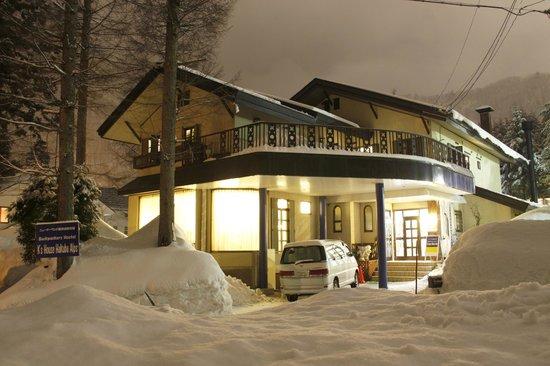 Winter of K's House Hakuba Alps