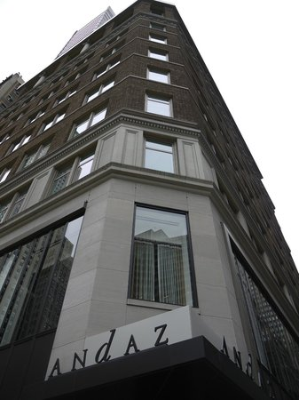 Andaz 5th Avenue: Andaz on 5th Ave