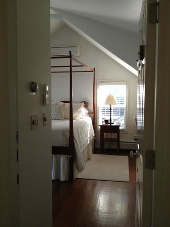 Inn at Sunrise Point : View upon entering the May Sarton room
