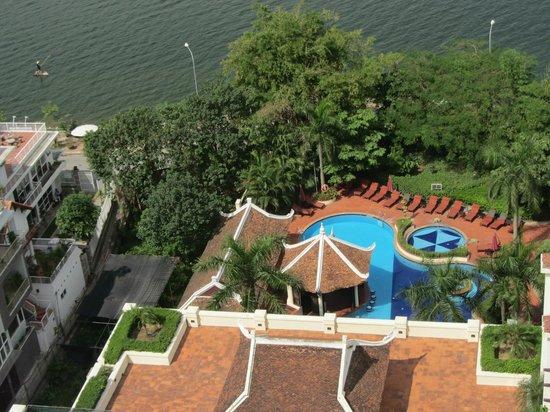 Sheraton Hanoi Hotel: view