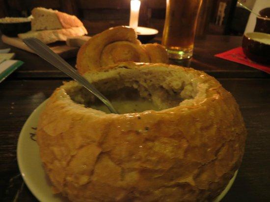 Chlopskie Jadlo: soup
