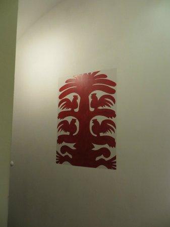 Chlopskie Jadlo: emblem