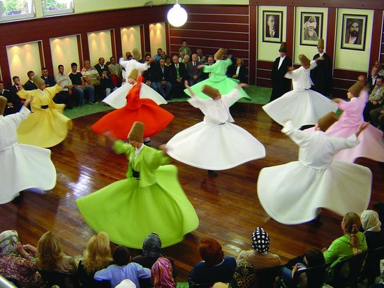 Whirling Dervishes Istanbul