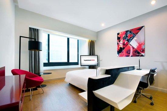 Tangram Hotel Xinyuanli Beijing