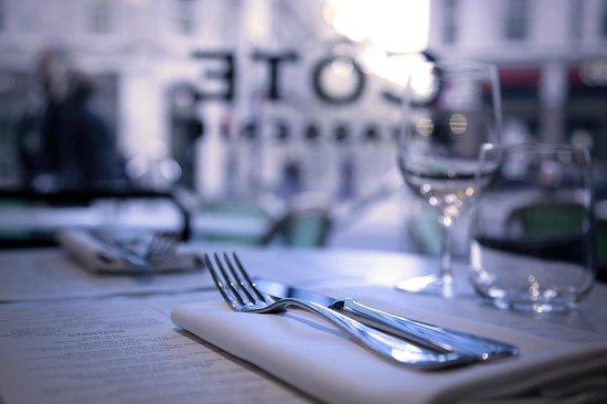 Cote Brasserie - St Pauls