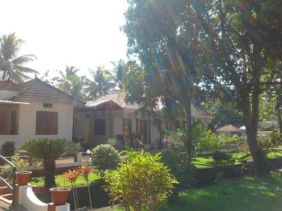 Coconut Creek Farm and Homestay: Front
