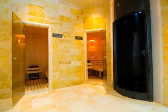 Radina's Way Hotel: Spa area