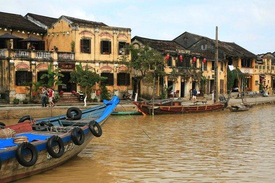 Hoian Discovery Day Tours: vieille ville Hoian