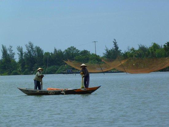 Hoian Discovery Day Tours: Rivière Thu Bon