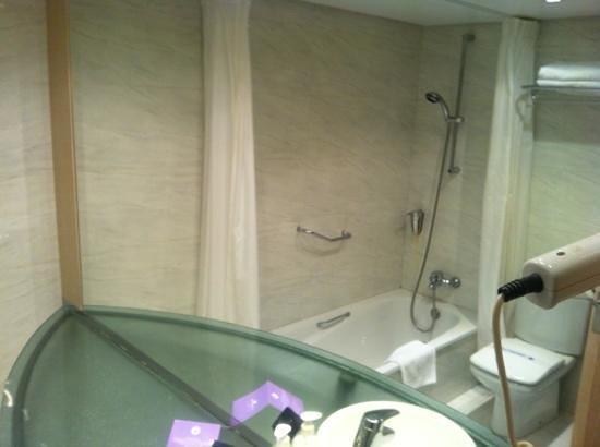 Hotel Virrey: bany