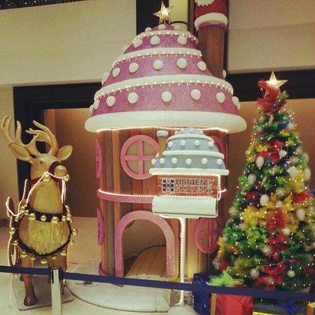 Hatten Hotel Melaka: Christmas season
