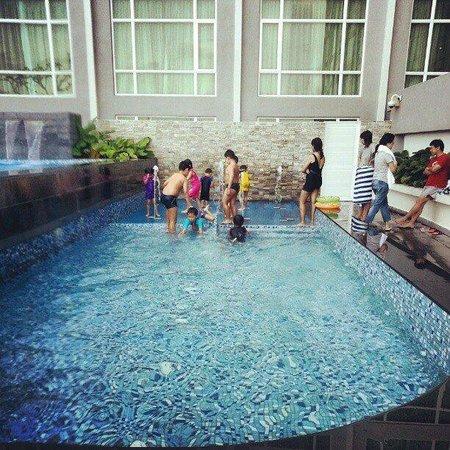 Hatten Hotel Melaka: Children's pool