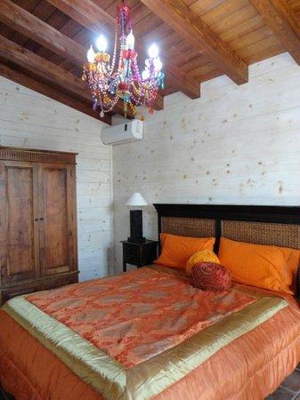 Agriturismo Casale Leto: camera bungalow