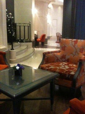 Hotel Chateau Frontenac: reception