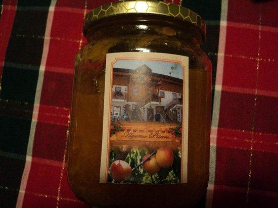 Agritur Pisani: Marmellata produzione propria