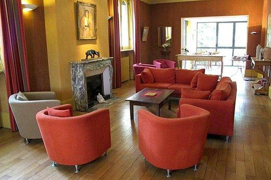Hotel L'Oree du Parc: SALON